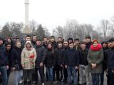 Студенты почтили память героев-освободителей Адыгеи