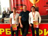 Чемпионат Европы по пауэрлифтингу и силовым видам спорта