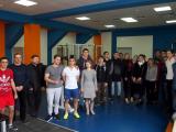 Наукоград АГУ: Клубная встреча «Спорт, здоровье, безопасность»